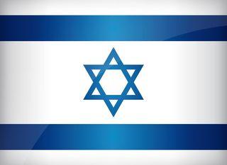 Israel flag 2