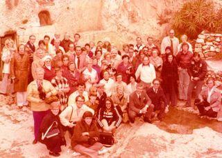 Garden Tomb w 70s group